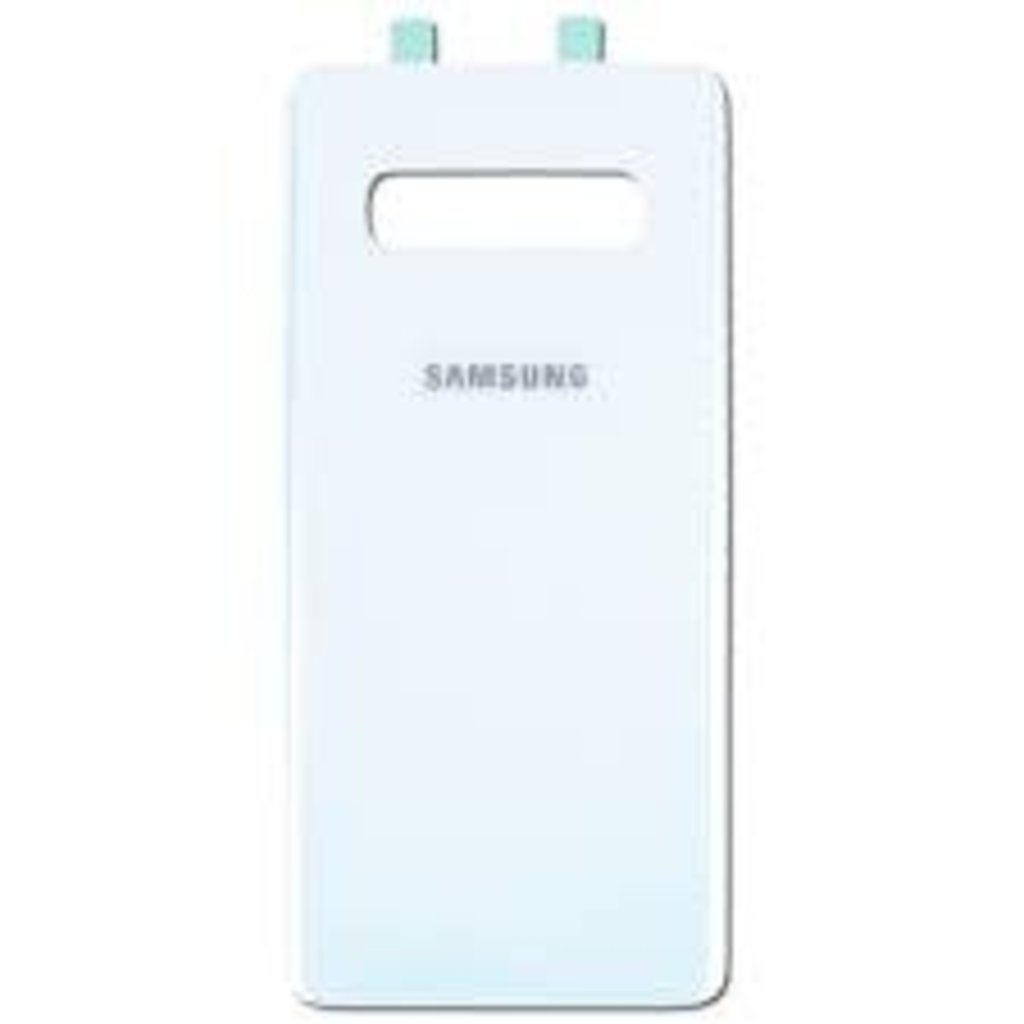 Samsung BACK COVER BATTERY SAMSUNG S10 PLUS white