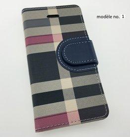 Samsung ÉTUI SAMSUNG S7 Plaid
