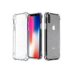 Apple ÉTUI IPHONE XS MAX  Blu Element - DropZone Clear Rugged