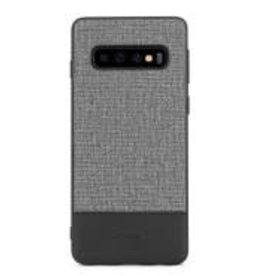 Samsung ÉTUI SAMSUNG S10 PLUS Blu Element - Chic Collection Case Gray/Black