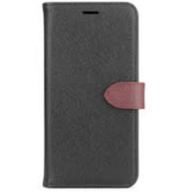 Google ÉTUI GOOGLE PIXEL 3  Blu Element - 2 in 1 Folio Case Black/Brown