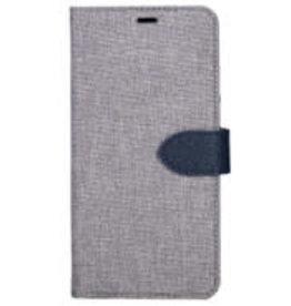 Apple IPHONE XS MAX Blu Element - 2 in 1 Folio Case Grey/Blue
