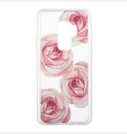 Samsung ÉTUI SAMSUNG S9 PLUS  Blu Element - Mist Fashion Rosie Roses