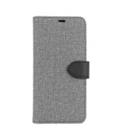 LG ÉTUI LG G8 THINQ Blu Element - 2 in 1 Folio  Gray/Black