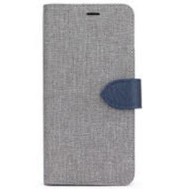 Google ÉTUI GOOGLE PIXEL 3 XL Blu Element - 2 in 1 Folio Grey/Blue