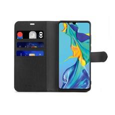 Huawei ÉTUI P30 Blu Element - 2 in 1 Folio Case Black/Black