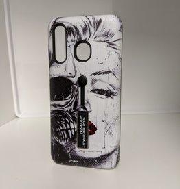 Samsung ÉTUI SAMSUNG A20 / A50 I want personality  Marilyn