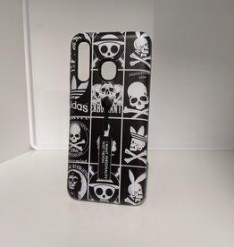 Samsung ÉTUI SAMSUNG A20 / A50 I want personality  Adidas skeletoon