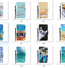 Samsung ÉTUI SAMSUNG A51 Cartoon Leather Wallet
