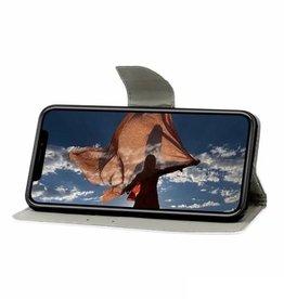 Samsung ÉTUI SAMSUNG A21S / A71 Cartoon Leather Wallet
