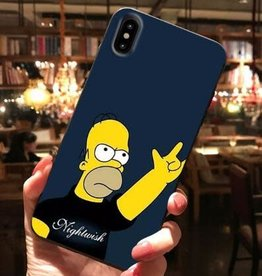 Apple ÉTUI IPHONE 11 Simpson silicone