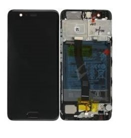 Huawei LCD DIGITIZER ASSEMBLY WITH FRAME HUAWEI P10