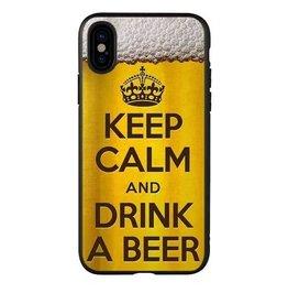 Apple ÉTUI IPHONE 7 / 8 Keep calm anf drink beer