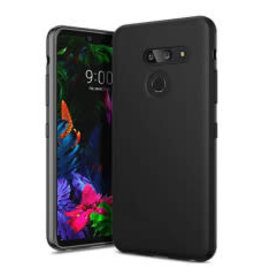 LG ÉTUI LG G8X ThinkQ TPU BLACK