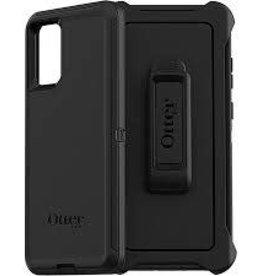 Samsung ÉTUI SAMSUNG S20 PLUS Otterbox - COMMUTER Protective Black