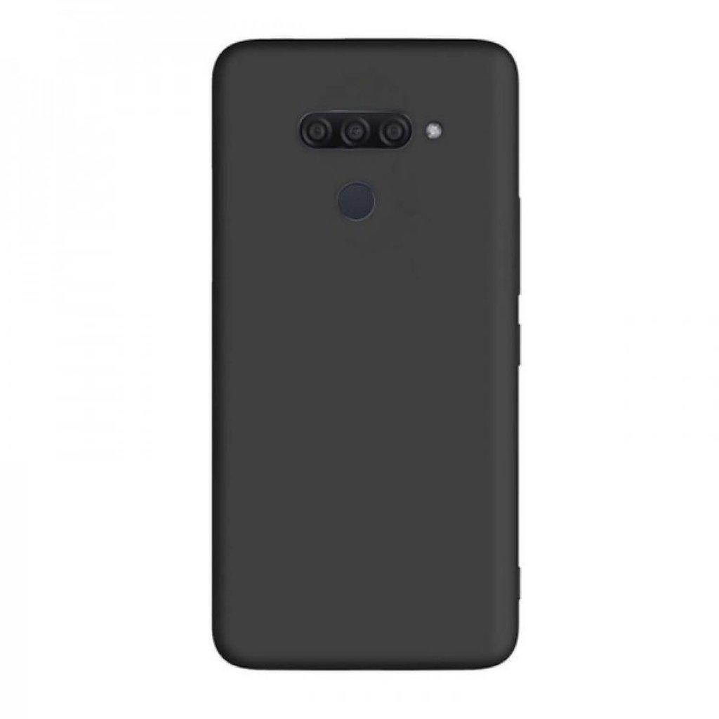 LG ÉTUI LG Q60 TPU BLACK