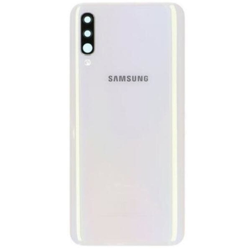 Samsung BACK COVER BATTERY SAMSUNG A50 white