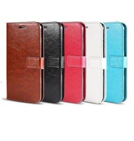 Samsung ÉTUI HUAWEI P20 LITE BOOK STYLE WALLET CASE WITH STRAP