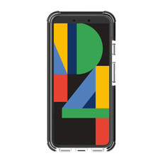 Google ÉTUI PIXEL 4  Blu Element - DropZone  Rugged NOIR