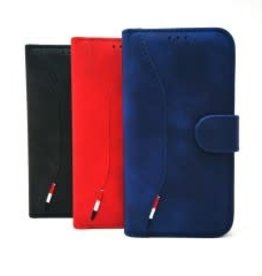 Apple ÉTUI IPHONE 6 PLUS / 7 PLUS / 8 PLUS ts Soft Touch Book Style Wallet