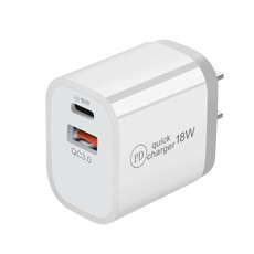 CHARGEUR MURAL 18w USB - A