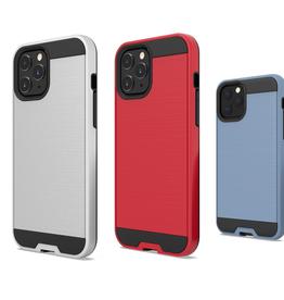 Apple ÉTUI IPHONE 12 / 12 PRO Slim Sleek Brush Metal Case
