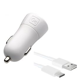 go mobilité Ensemble chargeur de voiture USB pour type C - Go Mobilité