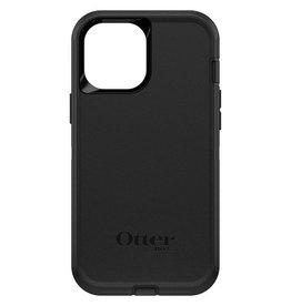 Étui Iphone 12 Pro Max Otterbox - Defender noir