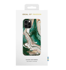 Apple Étui IPhone 12 Pro Max  Golden Jade Marble