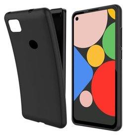 Google ÉTUI GOOGLE PIXEL 5 - Silicone noir