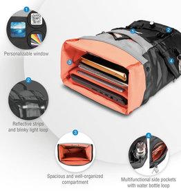 Everki SAC BAG LAPTOP - Everki - ContemPRO Commuter Backpack15.6 inch and + Navy (2)