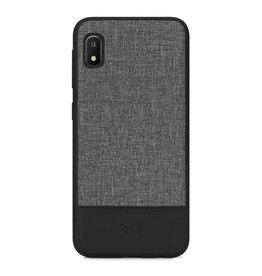 Samsung ÉTUI SAMSUNG GALAXY A10E - Blu Element - Chic Collection Case Gray/Black