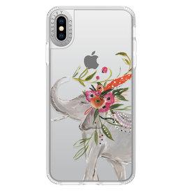 ÉTUI IPHONE XS MAX - Casetify - Grip Case Boho Elephant
