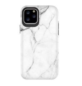Apple ÉTUI IPHONE XR / 11 Blu Element - Mist 2X White Marble Matte