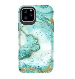 Apple ÉTUI IPHONE XR/ 11 Blu Element - Mist 2X SeaFoam Green Matte