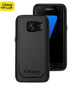 Samsung ÉTUI SAMSUNG GALAXY S7 EDGE - Otterbox commuter noir black
