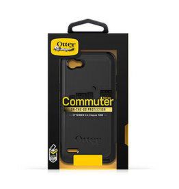 LG ÉTUI LG Q6 - Otterbox commuter noir black