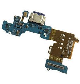 LG LG G8X - charging port