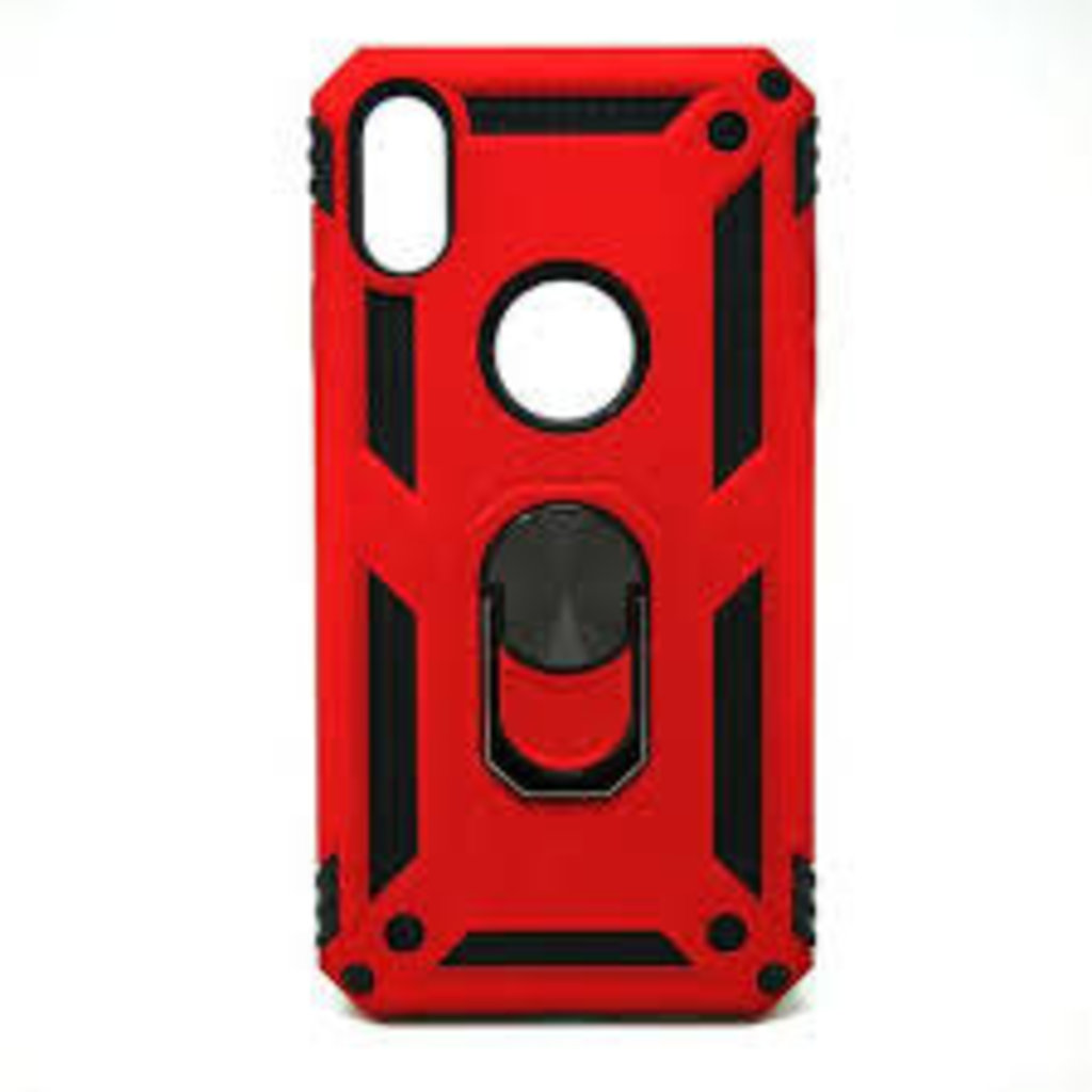 Apple Apple iPhone 12 Pro Max - Transformer Magnet Enabled Case with Ring Kickstand Toutes les matrices
