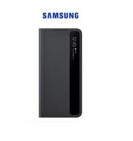 Samsung ÉTUI SAMSUNG GALAXY S21 PLUS- Smart Clear View Cover Black