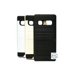 Samsung Samsung Galaxy Note 20 - Slim Sleek Brush Metal Case