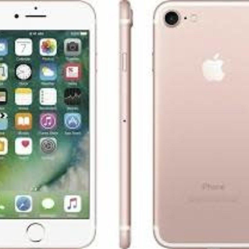 Apple APPLE IPHONE 7 rose gold 32GB déverrouillé