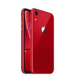 Apple APPLE IPHONE XR red 64GB déverrouillé