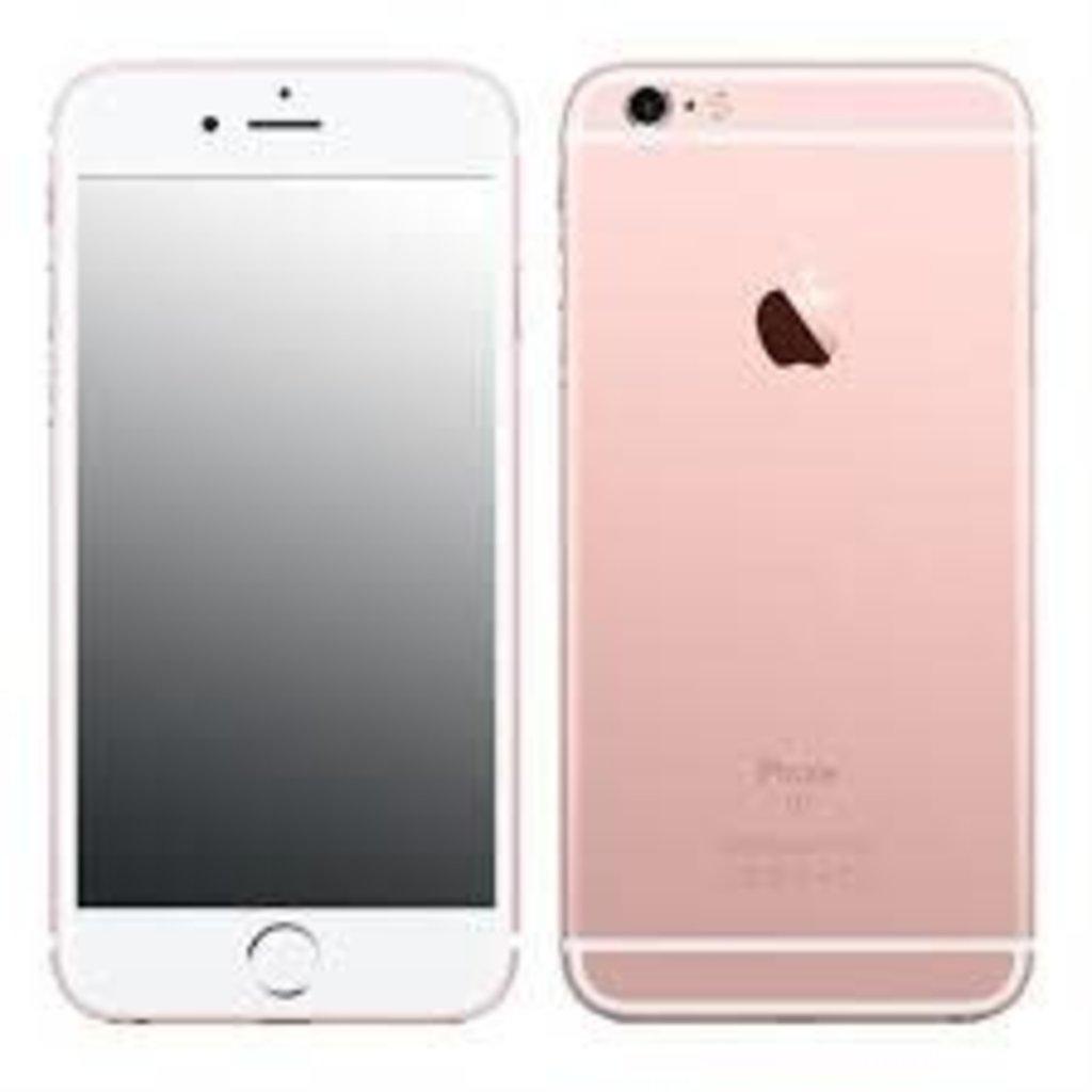 Apple APPLE IPHONE 6S rose gold 32GB déverrouillé *décoloration