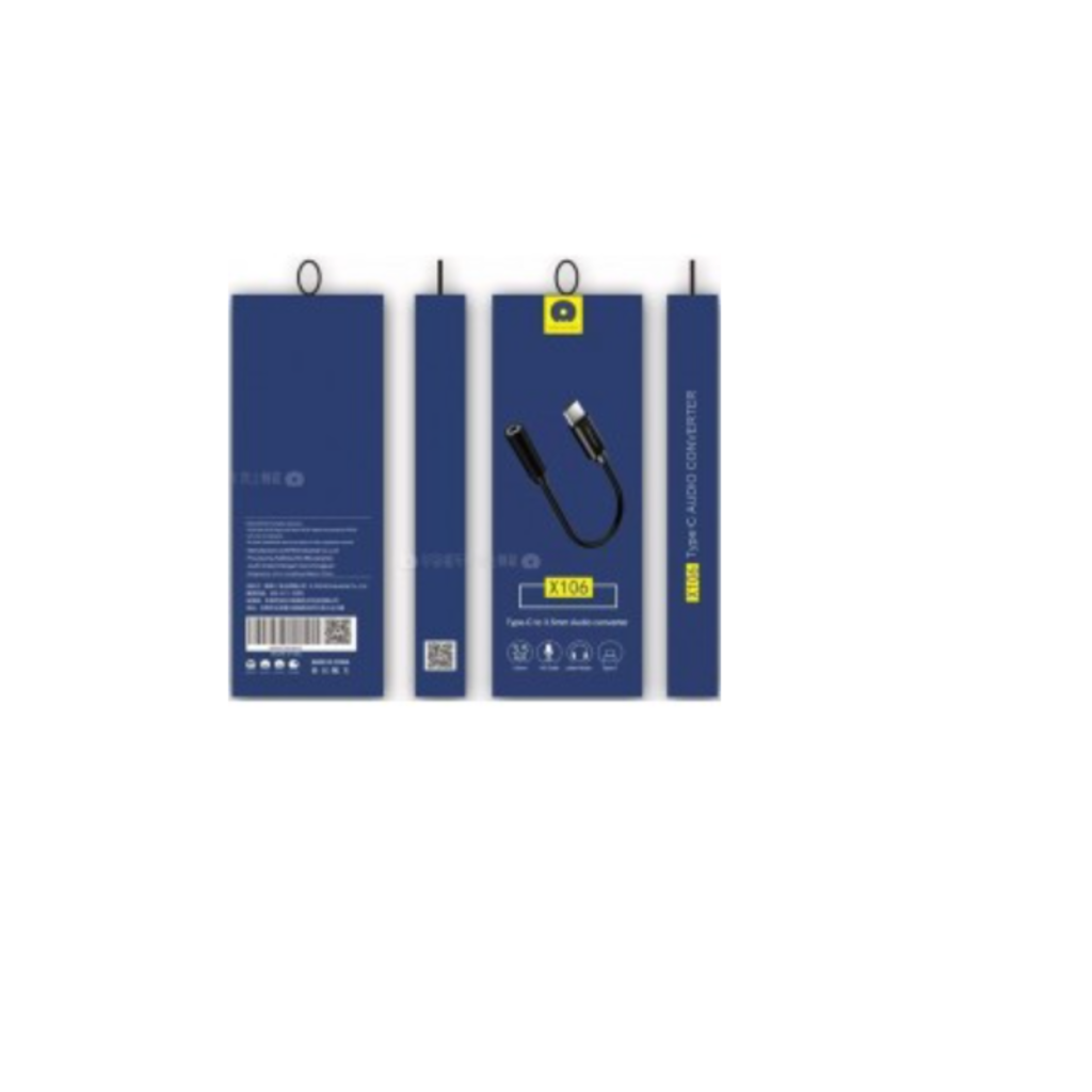 ADAPTATEUR APPLE USB-C À JACK AUX.