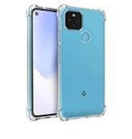 Google ÉTUI GOOGLE PIXEL 4A 5G- Blu Element - DropZone Rugged Case Clear