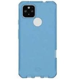 Google ÉTUI GOOGLE PIXEL 4A 5G -Feronia Bio - Terra DropSafe Biodegradable Case blue