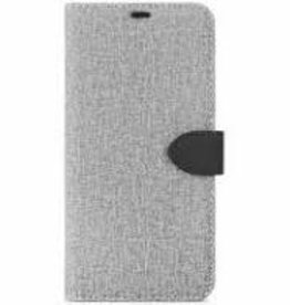 Google ÉTUI GOOGLE PIXEL 4A 5G -  Blu Element - 2 in 1 Folio Case Gray/Black
