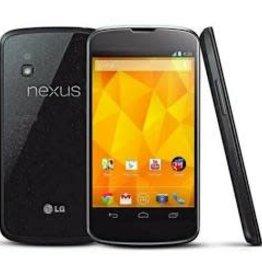 LG LG NEXUS 4 noir-déverrouillé