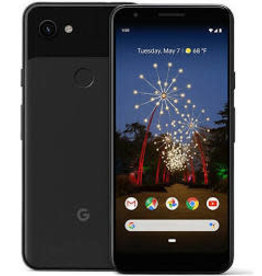 Google GOOGLE PIXEL 3A XL noir déverrouillé